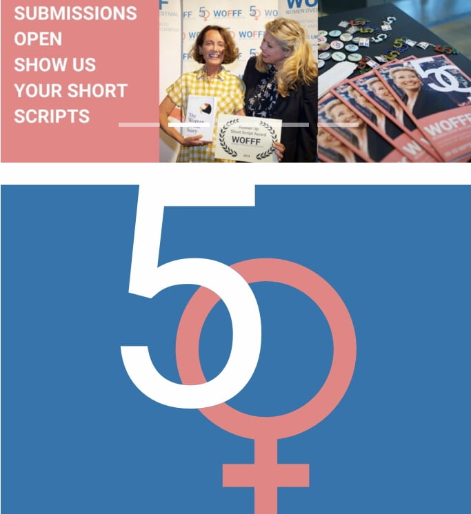 Women Over Fifty Film Festival 2019