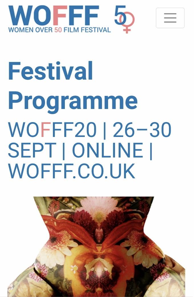 Women Over Fifty Film Festival 2020
