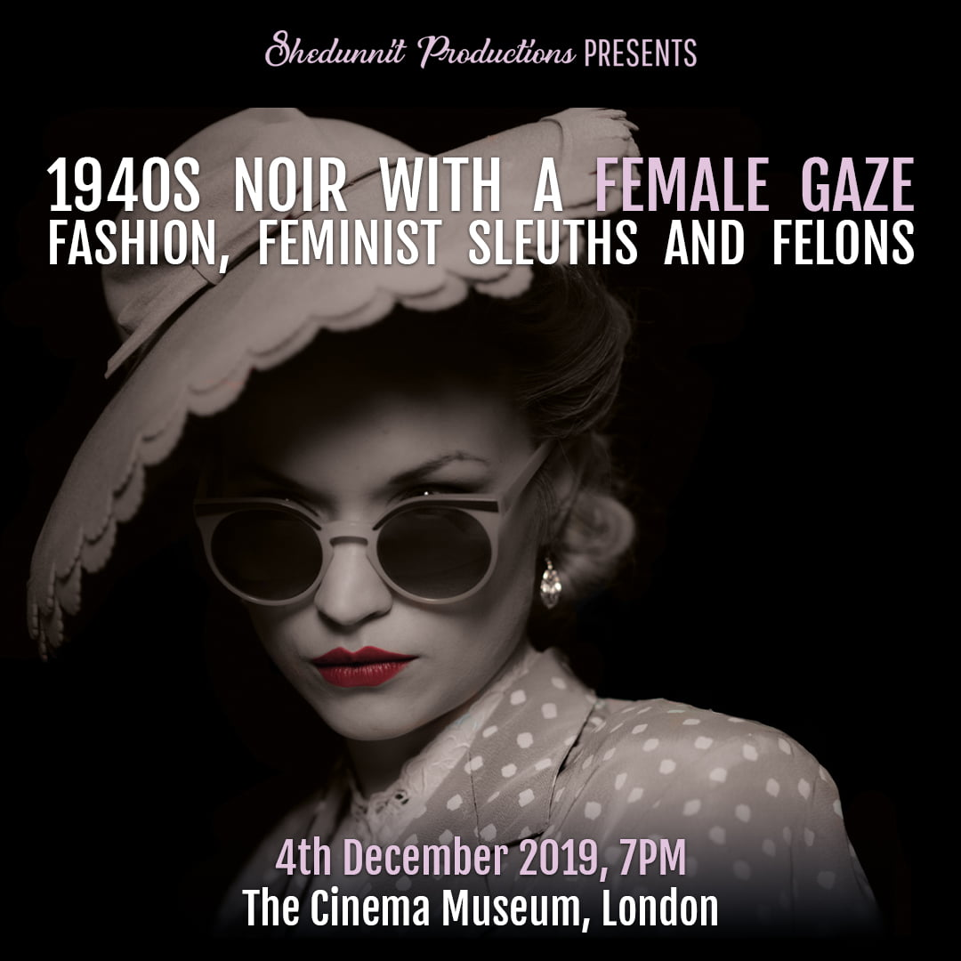 1940s Noir With A Female Gaze At The Cinema Museum